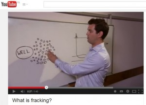 JV video pores in shale